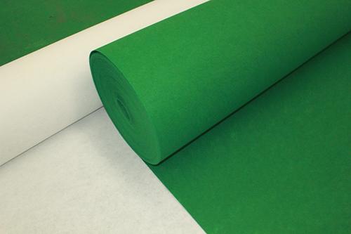 绿平纹展览地毯厂家直销