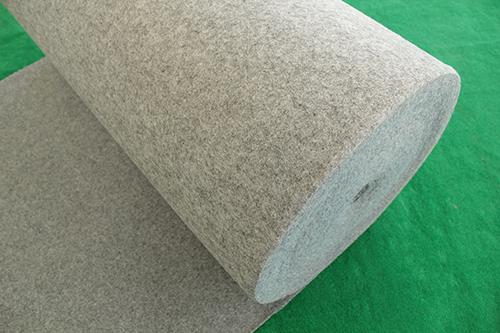 武汉烟灰平纹展览地毯