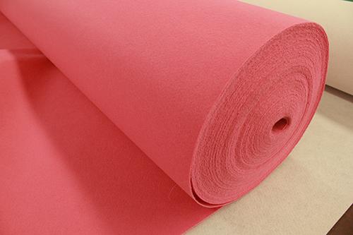 红地毯的铺设方法