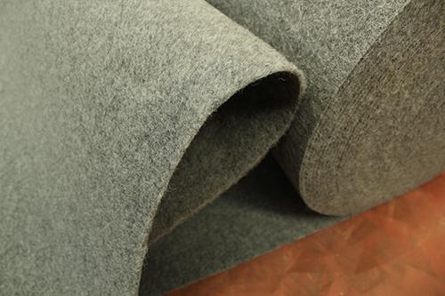 拉绒地毯出现褪色如何处理?